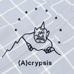 庭:(A)crypsis 格紋長版山形拼接襯衫。